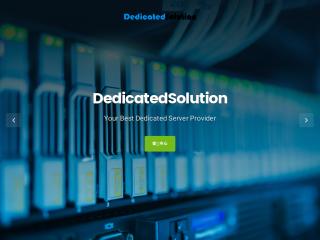 dedicatedsolution.net缩略图