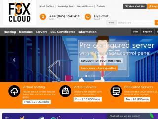 foxcloud.net缩略图