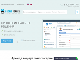 profitserver.ru缩略图