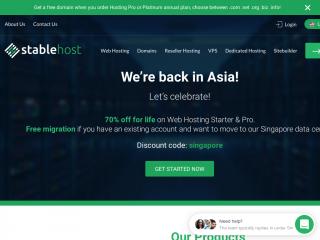 stablehost.com缩略图