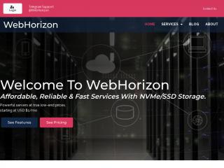 webhorizon.in缩略图